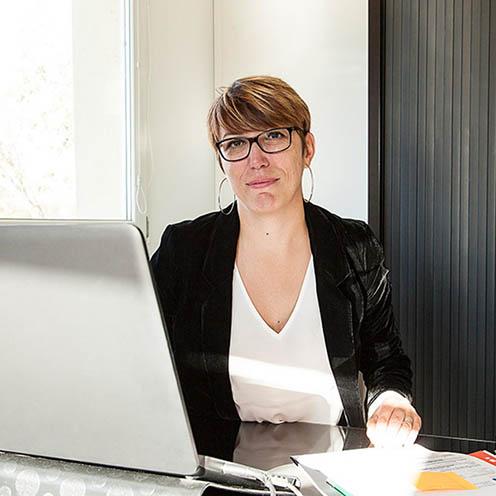 Notre cabinet d'expertise-comptable Dominique Boucard : Cloé Boucard