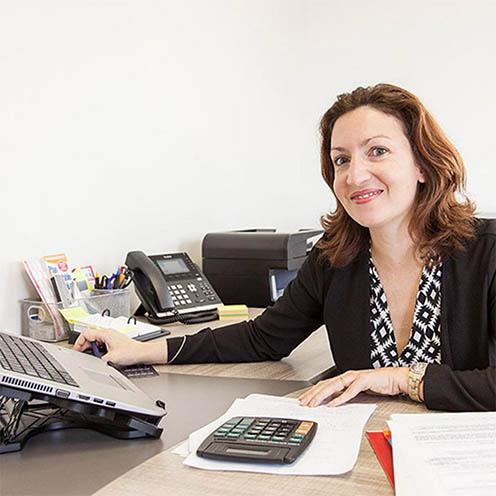 Notre cabinet d'expertise-comptable Dominique Boucard : Nathalie Lario